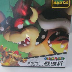 Super Mario Kuppa Ultra Big Figure 30cm Japan